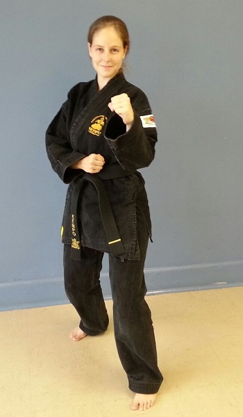 Sensei Cindy Slater