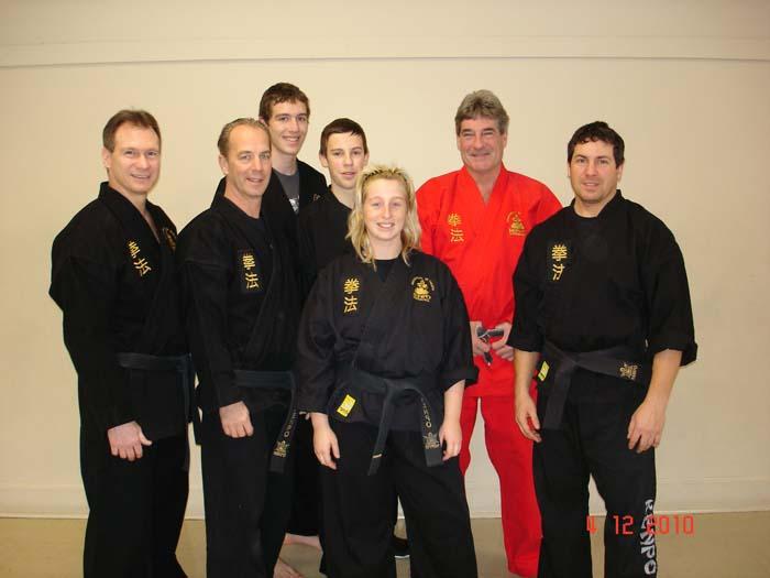 Photo du comité