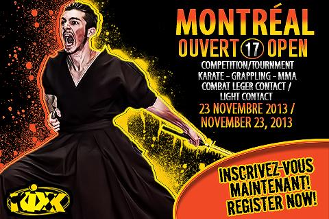 Compétition Kixx 2013