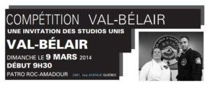 Compétition Val-Bélair